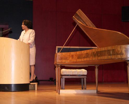 Elianne Schiedmayer, Managing shareholder of Schiedmayer Celesta GmbH