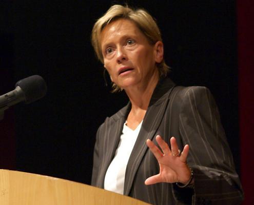 Culture Mayor of Stuttgart Dr. Susanne Eisenmann