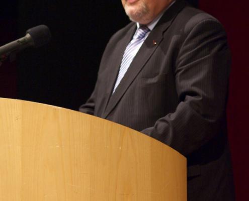 Waldemar Grab, Former. President of the German pianist Association