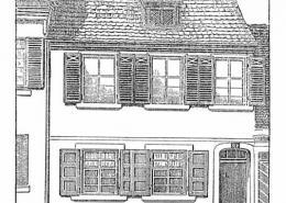 Schiedmayer headquarters in Erlangen in 1700