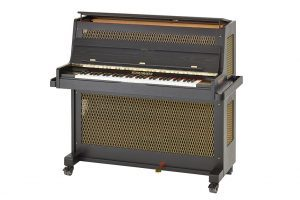 5 Octave Celesta, oak black finish