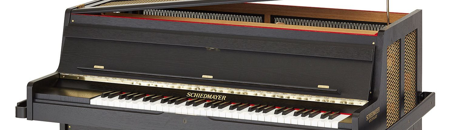 5 ½ Octave Studio model, oak black finish