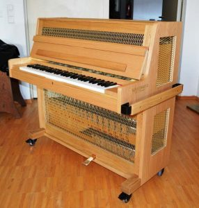 Celesta 5 Octave built in 1974 (after reconditioning)
