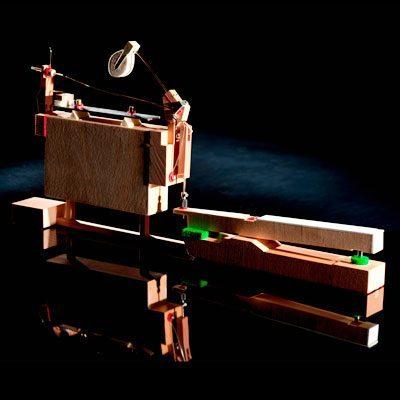 Klangerzeugung der Celesta-Modell