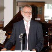 Dr. Wolfgang Seibold, Musikwissenschaftler