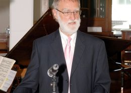 Dr. Wolfgang Seibold, musicologist