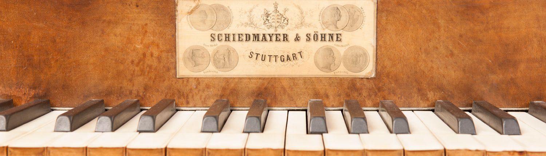 Schiedmayer company history