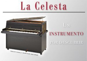 Spanish PDF brochure about the Celesta