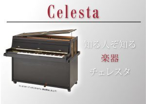 Japanese PDF brochure about the Celesta