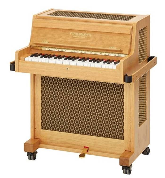Keyboard Glockenspiel, natural oak