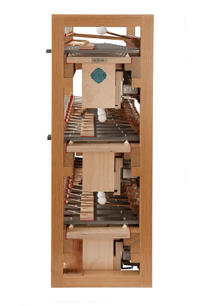 Built-in Glockenspiel (sideview)