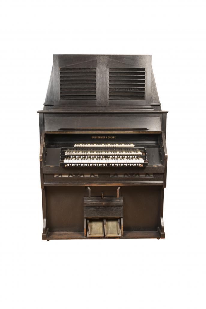 Harmonium von 1910