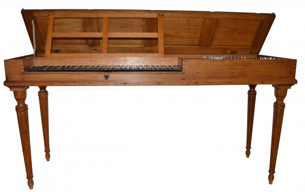 Clavichord von 1793