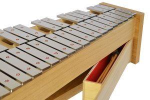 Concert Glockenspiel Bellesta (detail)