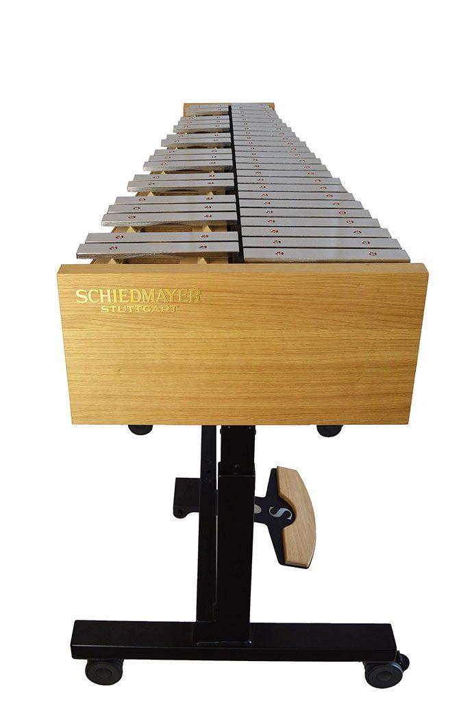 Concert Glockenspiel Bellesta (sideview)
