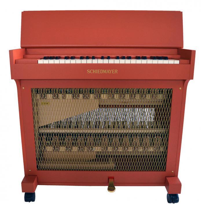 CELESTINA 3 ½ octave (f1-c5) front view