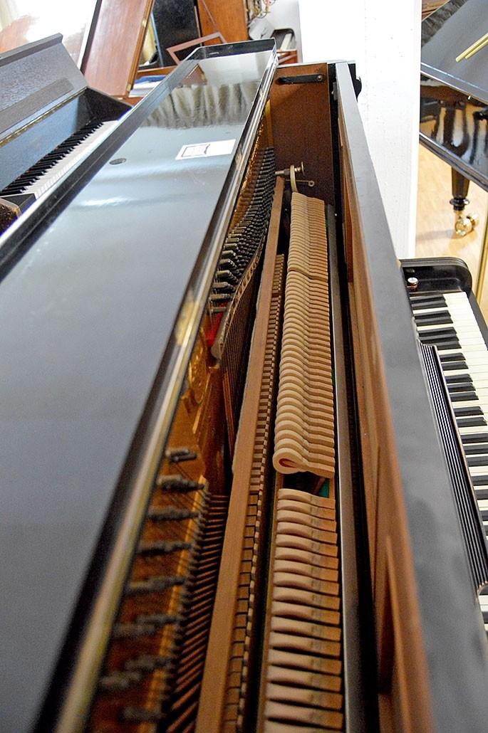 Pianino Schiedmayer Pianofortefabrik - 1900