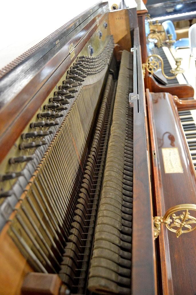 Piano Schiedmayer & Soehne - 1868