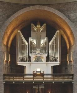 Organ by Johannes Klais Orgelbau, Bonn