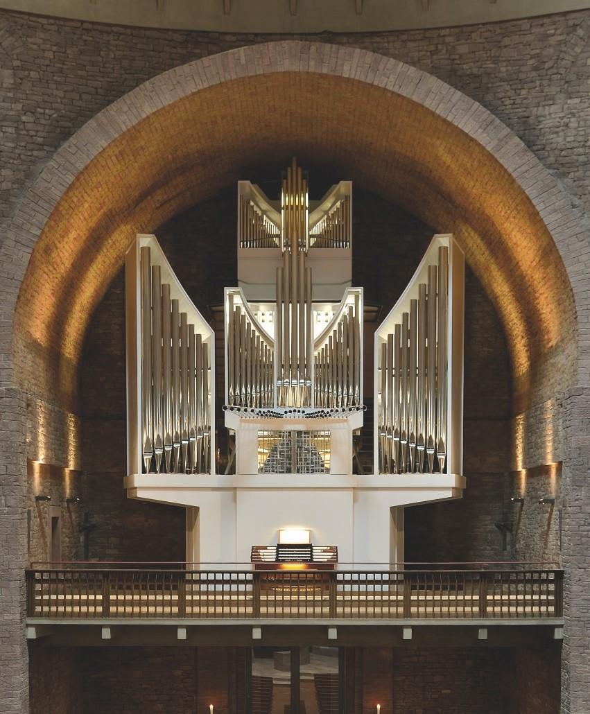 SBuilt-In Celesta for pipe organs