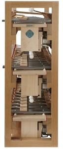 Built-In Glockenspiel Mechanics front