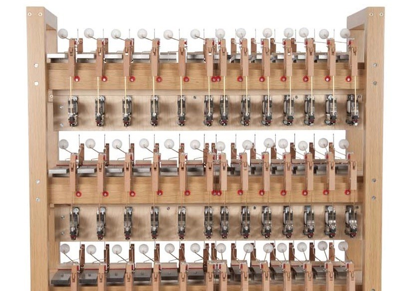 Built-in Glockenspiel for Pipe Organs